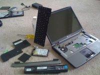 Konserwacja laptopa