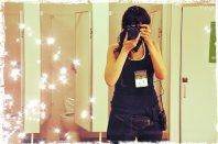 kobieta, fotograf